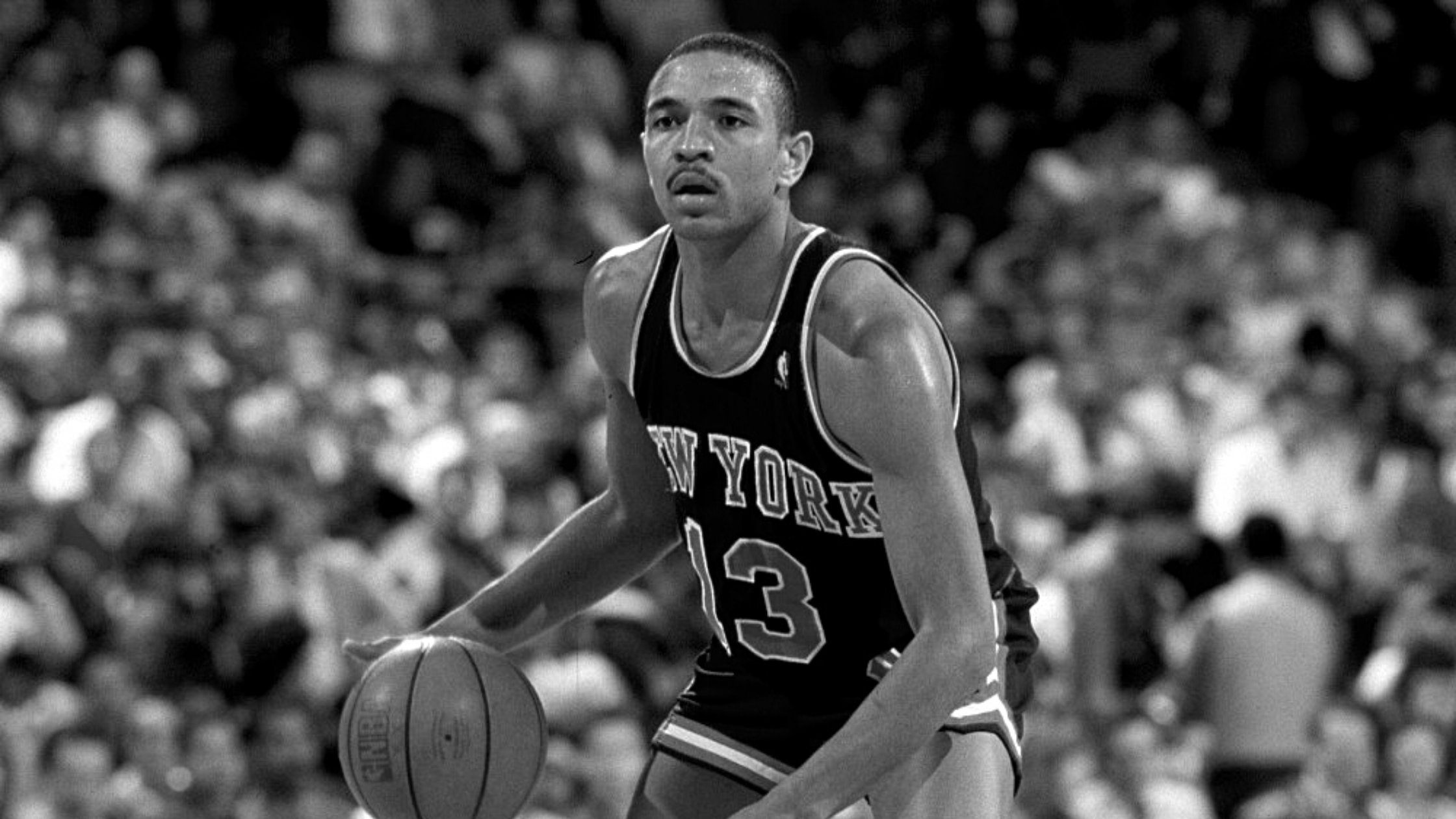 #46 – Mark Jackson, New York dans le sang